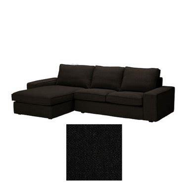 ikea kivik chaise longue uk ikea kivik 2 seat loveseat sofa w chaise longue slipcover