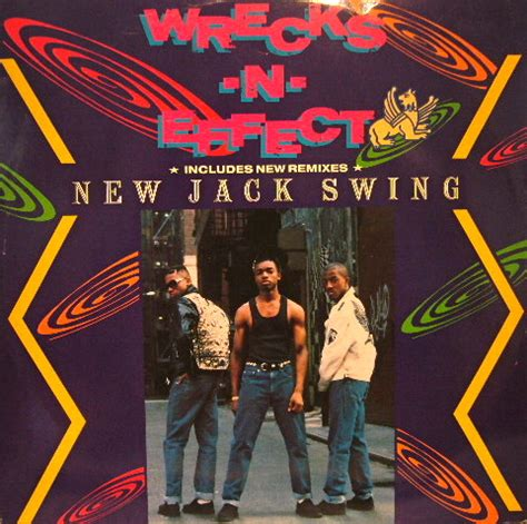 new jack swing compilation wrecks n effect new jack swing source records ソースレコード