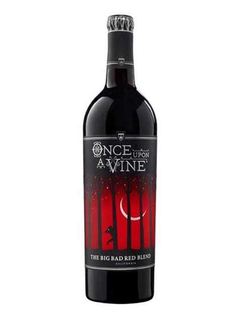 vine wines    vine  big bad red