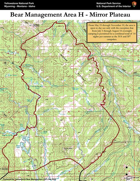map of yellowstone park yellowstone national park map pdf images