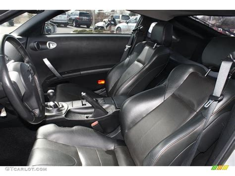 nissan roadster interior image gallery 2004 350z interior