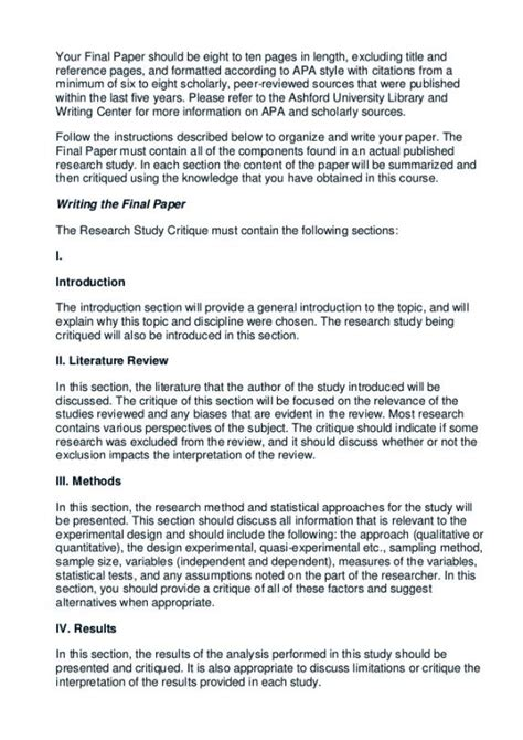 research paper sections apa methods section exle garden stewiesplayground