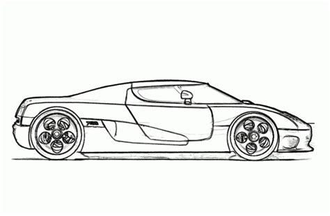 koenigsegg agera r coloring pages printable koenigsegg