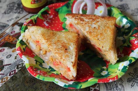 Low Yet Tasty Sandwich Spreads by Tummy Grilled Potato Sandwich With Low