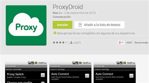 proxydroid apk gratis trancel febrero 2014 proxydroid y element 53 la mejor lista m3u iptv actualizado