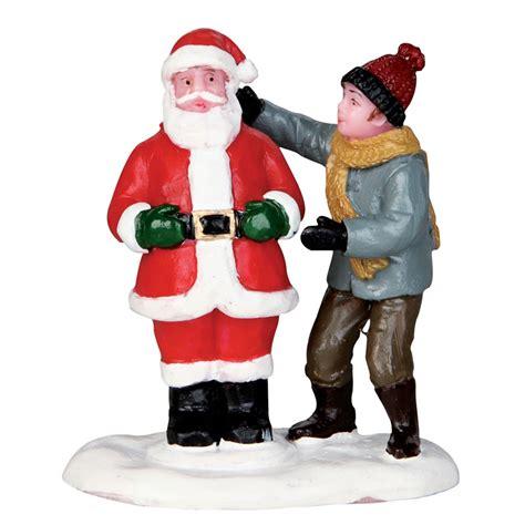 lemax front yard santa figurine 32127 bosworths