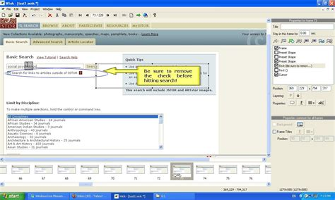 html tutorial software wink free software to create tutorials about software