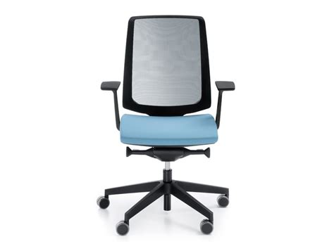 profim lightup ergonomic armchair in mesh