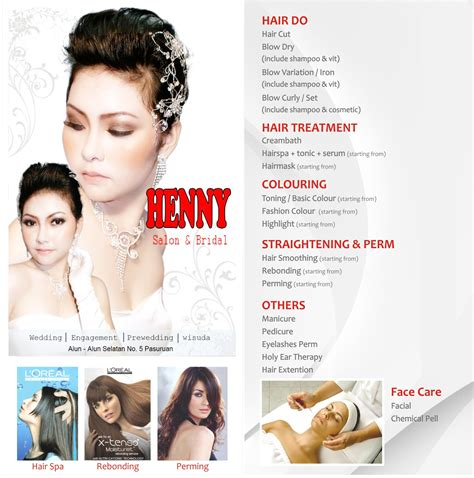 Make Up Di Salon Rudy Hadisuwarno harga coloring rambut di rudy hadisuwarno coloring pages