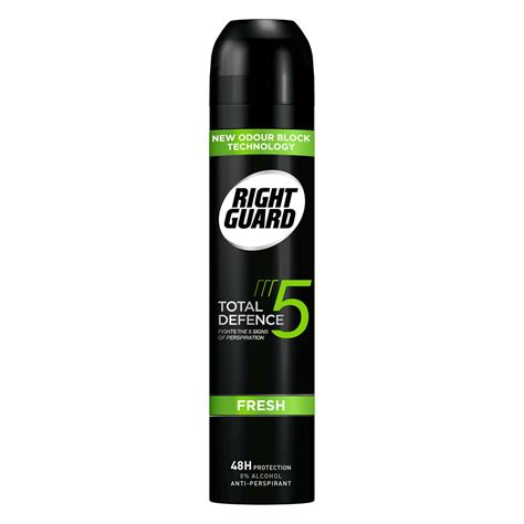 Simply Spray Guard Plus 250ml 1 right guard total defence 5 fresh anti perspirant 48h