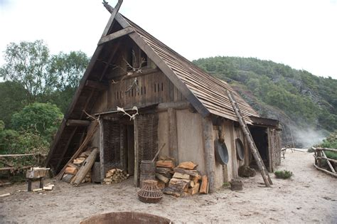 viking age house from vikings history s scripted