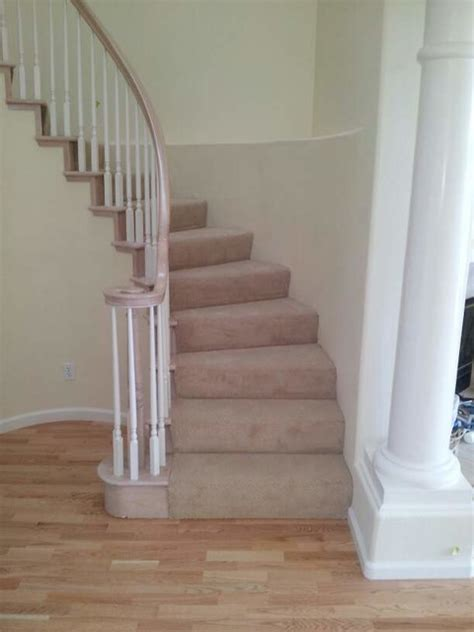 hardwood flooring traditional staircase san