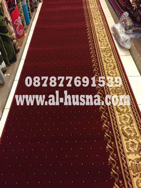 Karpet Masjid Per Gulung karpet masjid al husna pusat kebutuhan masjid