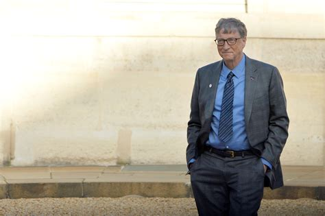 mini biography of bill gates bill gates says we need more global health spending not less