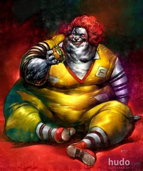 ronald donald ronald donald is nothing better than scaming up and you food posters hudo