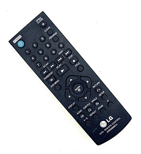 Remote Dvd Player Philips 3 Original 1 original lg akb33659510 dvd player remote