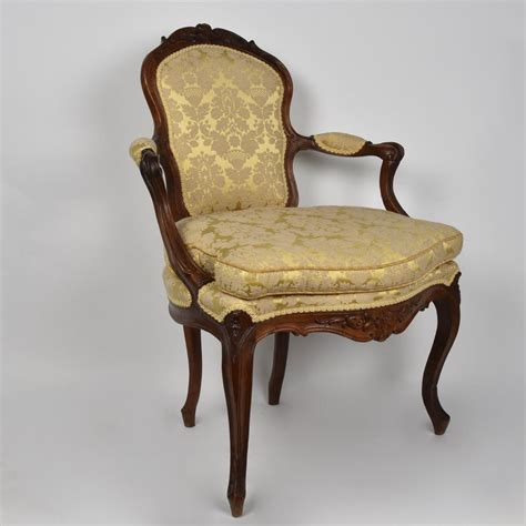 Louis Xv Armchairs by Portuguese Louis Xv Armchairs Paul De Grande Antique