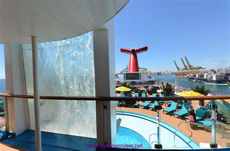 Carnival Cruise Floor Plan 058 Carnival Sunshine Cruise Barcelona Embarkation