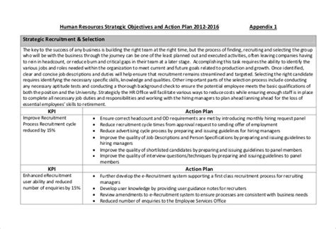 human resources plan template hr strategy template 31 word pdf documents