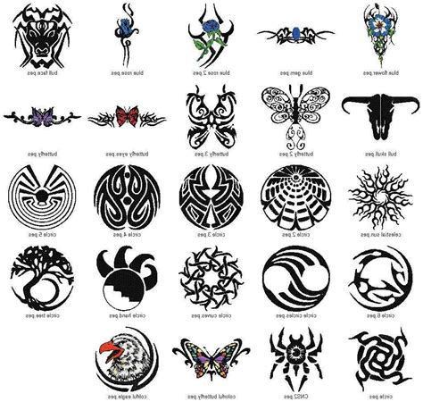 symbolic tattoos nordic warrior symbols www pixshark images