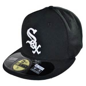 Fitted Hat New Era Chicago White Sox Mlb 59fifty Fitted Baseball