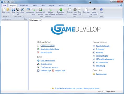 tutorial php get step by step tutorial for gdevelop gdevelop wiki