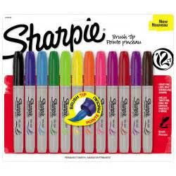 colored sharpies save on discount sharpie brush pen permanent marker sets