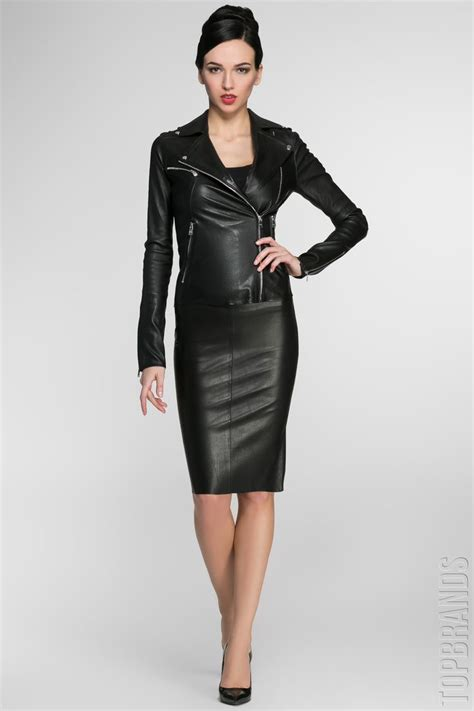 Fashion Leather jitrois clothes leather fashion leather