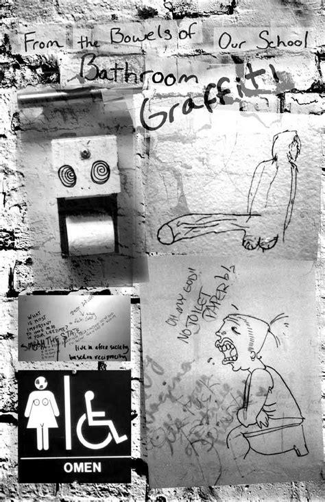 school bathroom graffiti bathroom graffiti at saic feb 2006
