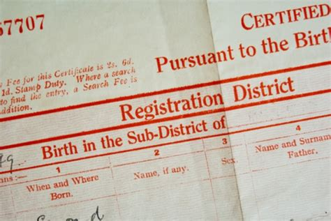 full birth certificate wales the history of birth certificates in england and wales