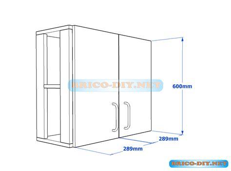 alacena definicion muebles de cocina plano de alacena de melamina esquinera
