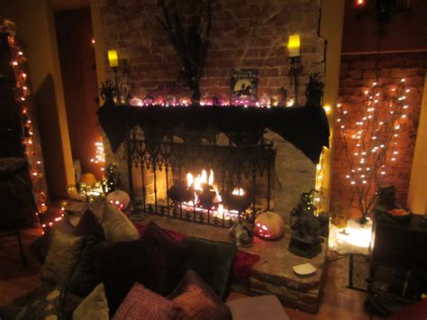 home interior home parties spooktacular halloween decorations for the entrance of
