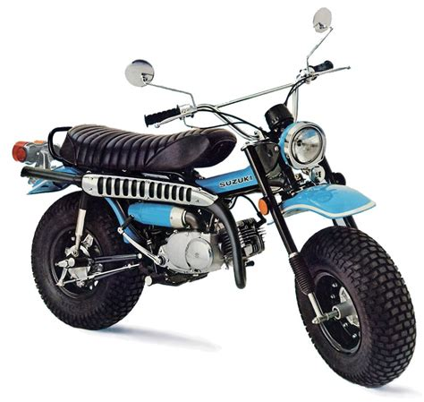 Suzuki 90 Dirt Bike Suzuki 90 Rv90 Model History
