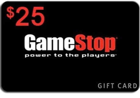 Gamestop Electronic Gift Card - free 25 gamestop gift card video game prepaid cards codes listia com auctions
