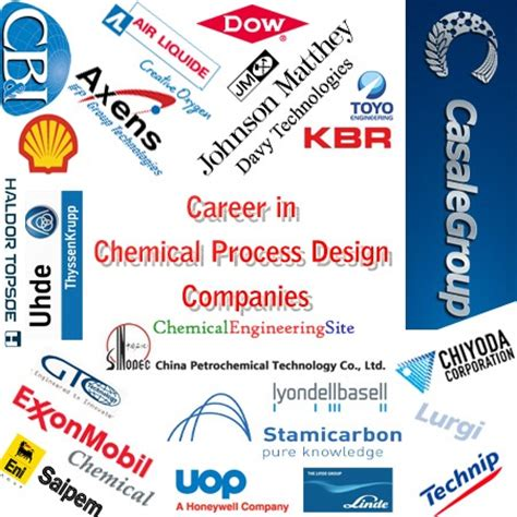 design engineer companies career in chemical process design companies chemical