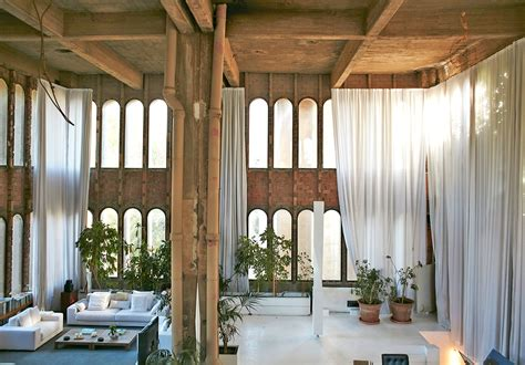 cement factory house architect turns cement factory into fairytale home and the interior will