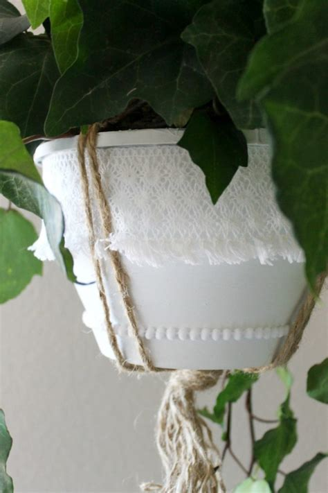 Diy Plastic Planter by Plastic Nursery Hanging Planter Diy Makeover Child At