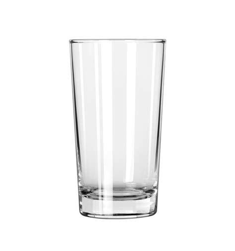 in vaso libbey 132 vaso agua heavy base 237 ml