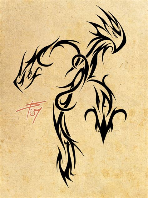 dragon tribal tattoos for men 1000 images about hydra on hercules yamata