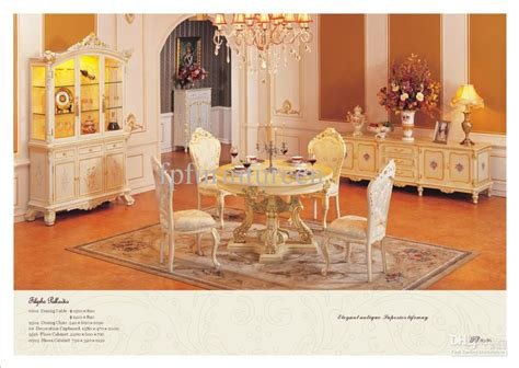 italian style furniture dining room furniture