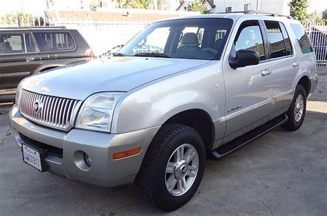 how make cars 2002 mercury mountaineer regenerative braking 2002 mercury mountaineer third seat leather rear ac 6495