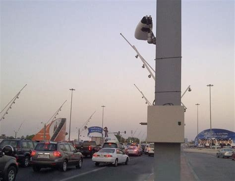 Qatar Ministry Of Interior Traffic Department by Qatar Sets Up New Cameras To Catch Drivers Passing On The