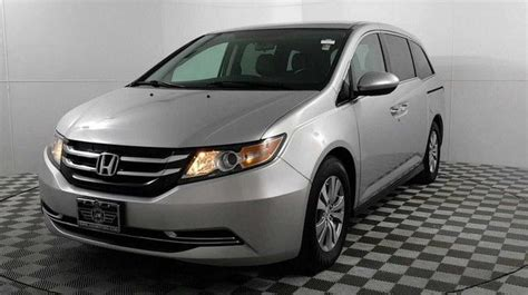 honda odyssey    cylinder engine minivanvan automatic  sale  technical