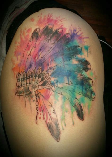 headdress tattoo 17 best ideas about headdress on indian