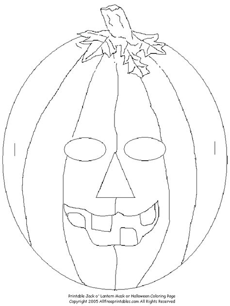 o lantern mask template coloring printable masks coloring pages