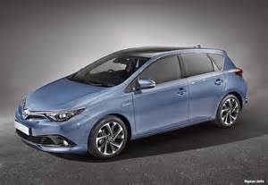 Toyota Auris Car Reviews New Car Pictures For 2017 2018 2016 Toyota