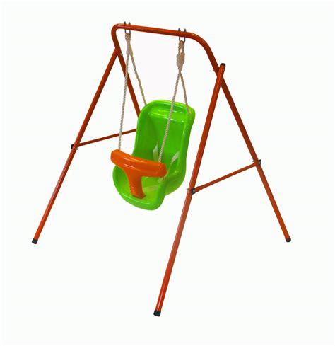 Schaukelgestelle Für Den Garten 57 by Ondis24 Babyschaukel Mit Schaukelgestell G 252 Nstig Kaufen