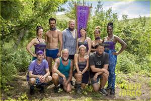 survivor in sized photo of survivor cast millenials genx season