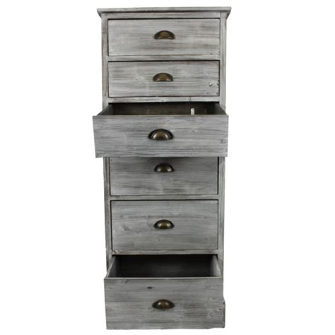 meuble 6 tiroirs produit