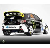 Fondo De Subaru Impreza Rally Esta Dentro La Categoria Fondos
